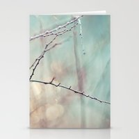 Cool Down Stationery Cards