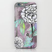 iPhone & iPod Case featuring Flora by Ugly Yellow
