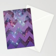 Infinite Purple Stationery Cards
