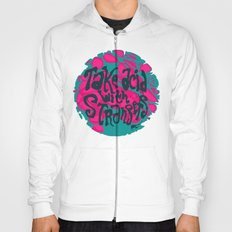 Take Acid With Strangers Hoody