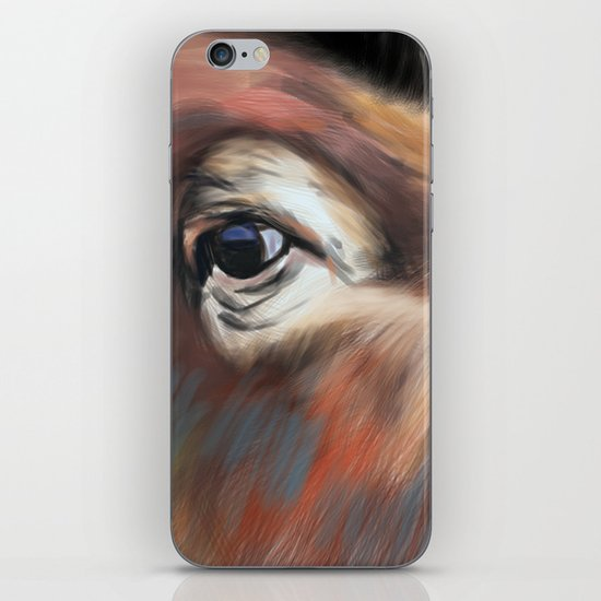 Crazy Cow iPhone & iPod Skin