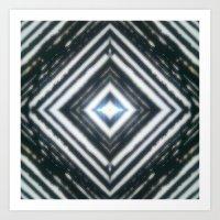 FX#233 - Little Boxes Art Print