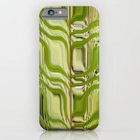 Abstract Germination iPhone 6 Slim Case