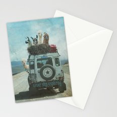 NEVER STOP EXPLORING II SUMMER EDITION Stationery Cards