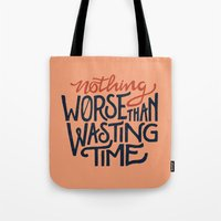 WORSE Tote Bag