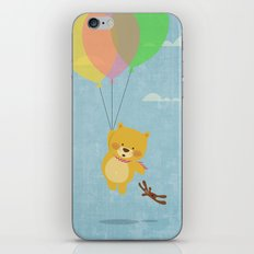 I can fly! iPhone & iPod Skin