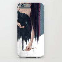 She Painted Her World iPhone 6 Slim Case