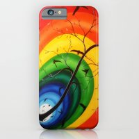 iPhone Cases featuring Tree of Life by Souls & Colors