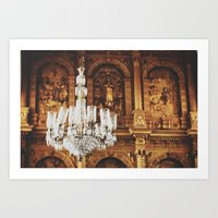 Church light Art Print