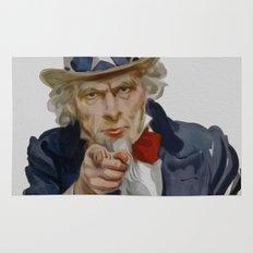 Uncle Sam Rug