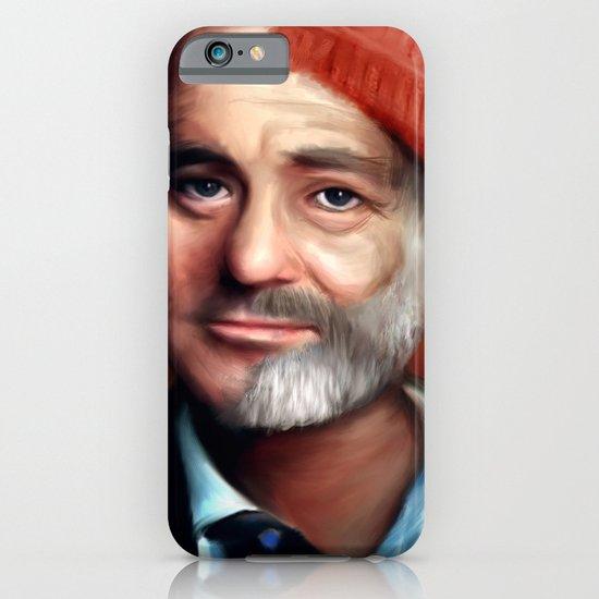 Bill Zissou  iPhone & iPod Case