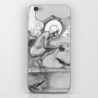 AngelPushach iPhone & iPod Skin