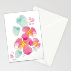Eastern bloom Stationery Cards