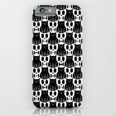 Skulls & Cats Slim Case iPhone 6s
