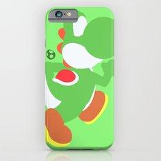 Yoshi(Smash) iPhone 6 Slim Case