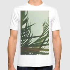 VV I SMALL White Mens Fitted Tee