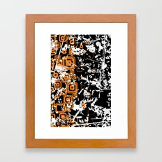 iPhone cover 1 Framed Art Print