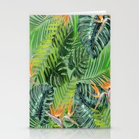 Jungle Tangle Paradise  Stationery Cards
