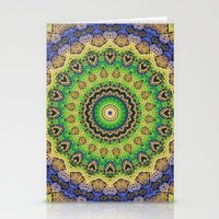 Friday's Mandala Stationery Cards