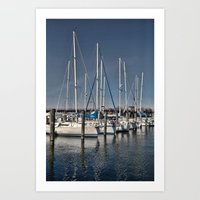 Chesapeake Bay Art Print