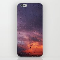 Weather Patterns #2 iPhone & iPod Skin