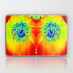 Fire Flowers Laptop & iPad Skin