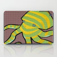 Octotile iPad Case