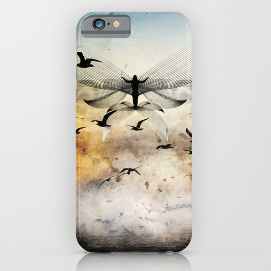 salute the morning iPhone & iPod Case