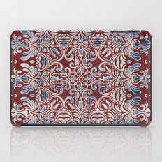 Geometry In Bloom iPad Case