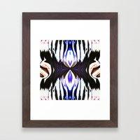 Good Vibrations Framed Art Print