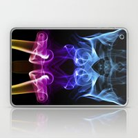 Smoke Photography #11 Laptop & iPad Skin
