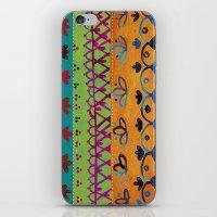 pattern4 iPhone & iPod Skin