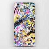 Byegone // Volcano Choir iPhone & iPod Skin