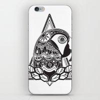 GUACAmaya iPhone & iPod Skin
