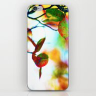 iPhone & iPod Skin featuring Com Si Com Sa ;0) by Die Farbenfluesterin