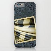 Quebec (Canada) Grunge S… iPhone 6 Slim Case