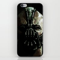 Gotham's Reckoning  iPhone & iPod Skin