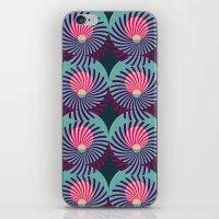HUKUMU - peacock iPhone & iPod Skin