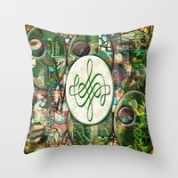 Leah (#TheAccessoriesSer… Throw Pillow