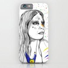 Colored Imagination Slim Case iPhone 6s