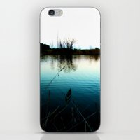 Interference iPhone & iPod Skin