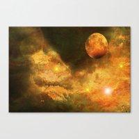 New Universe. Canvas Print