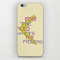 Boomerang iPhone & iPod Skin