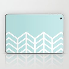 TIFFANY CHEVRON Laptop & iPad Skin