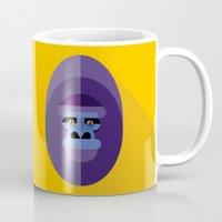 Gorilla Gorilla Mug