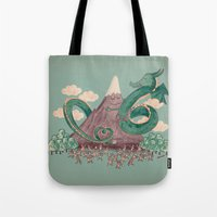 The Not-So-Lonely Mounta… Tote Bag