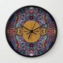 A Bad Case of the Visions. Wall Clock