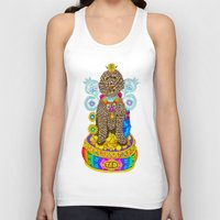 TED Unisex Tank Top