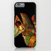 iPhone Cases featuring KARMA CHAMELEON by Catspaws