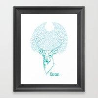 Dear Hart Framed Art Print